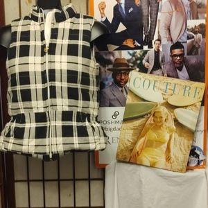 Lady Chaps Flannel Vest